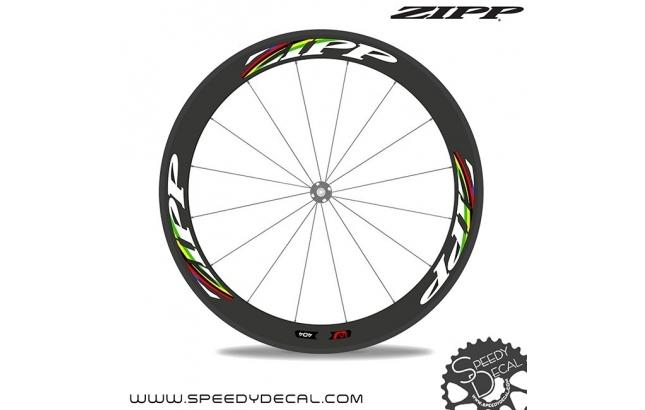 Zipp 404 Firecrest - Michal Kwiatkowski World Champion - adesivi per ruote