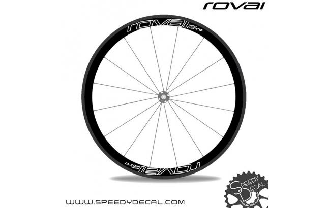 Roval Rapide CLX 40 - adesivi per ruote