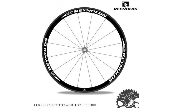 Reynolds MV32 ULT - adesivi personalizzati per ruote strada
