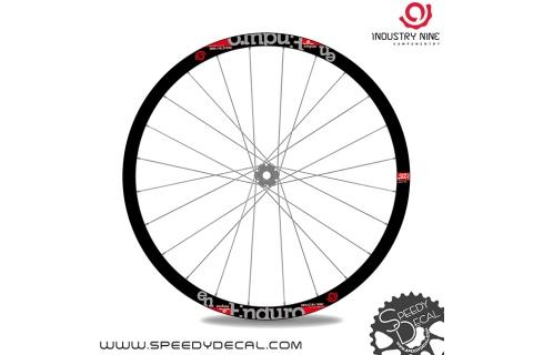 Industry Nine Enduro 27.5 - adesivi per ruote