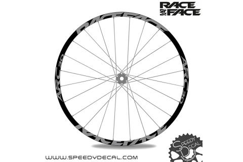 Race Face ARC 30 - adesivi per ruote