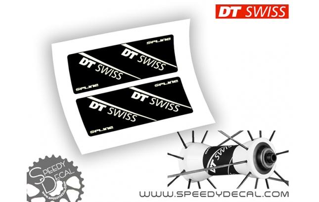 DT Swiss Spline - adesivi per mozzi