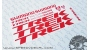 Trek procaliber 2016 Factory Racing - adesivi personalizzati per telaio