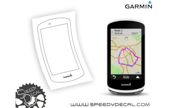 Garmin Edge 1030 - cover adesiva