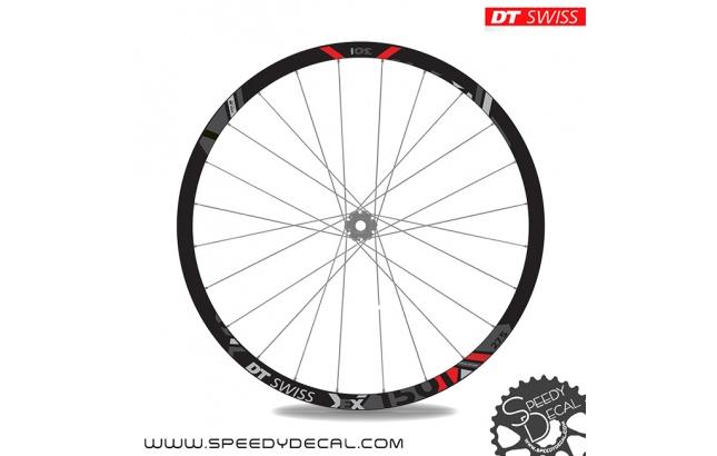 DT Swiss EX 1501 27.5 - adesivi per ruote