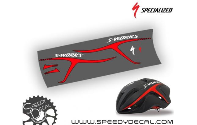 Specialized S-Works Evade - kit adesivi casco