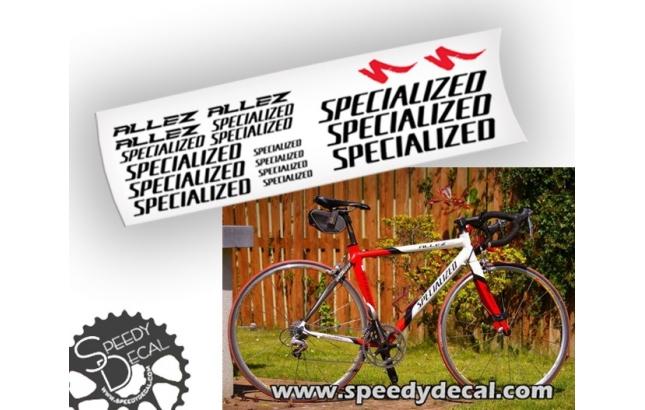 Specialized Allez - kit adesivi per telaio