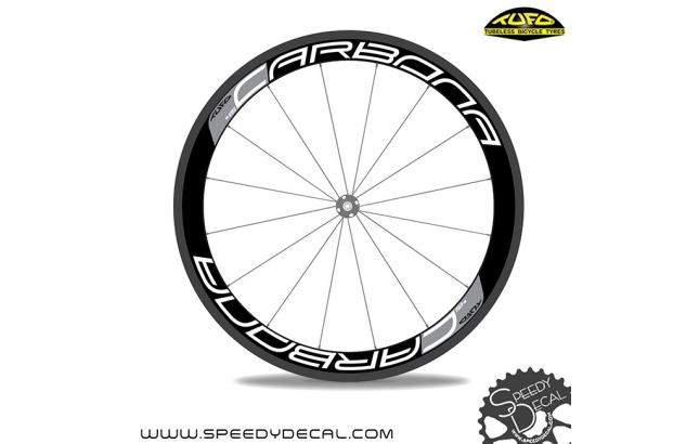 Tufo Carbona 45 - adesivi per ruote