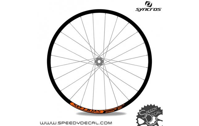 Syncros X-23 - adesivi per ruote