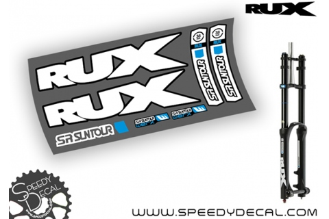 Suntour Rux R2C2- adesivi per forcella
