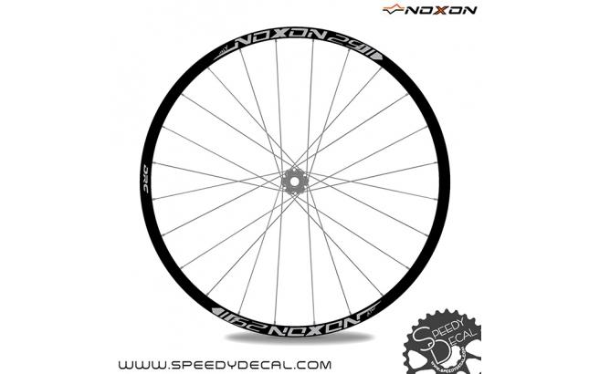 Noxon Light 2.0 - adesivi per ruote