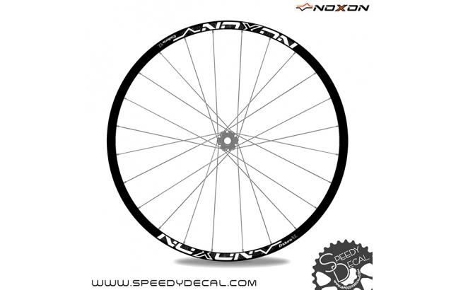 Noxon Enduro XL - adesivi per ruote
