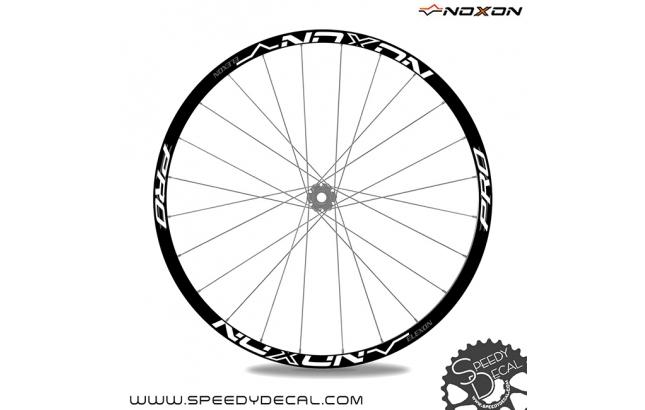 Noxon Elexon PRO - adesivi per ruote
