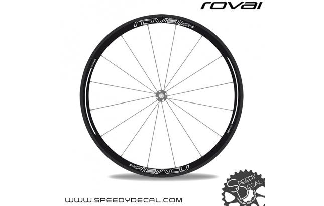 Roval Rapide CLX 32 - adesivi per ruote