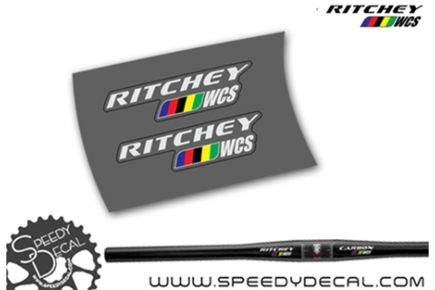 Ritchey WCS Carbon - adesivi per manubrio