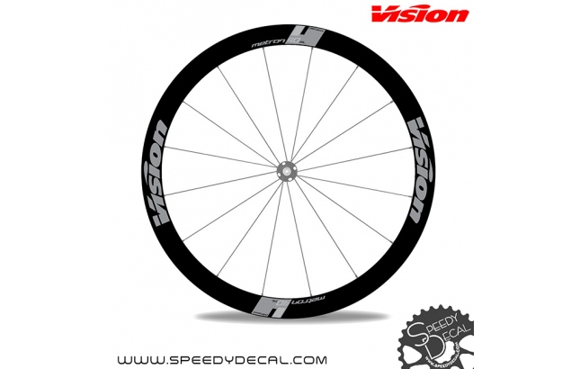 Vision Metron 40 SL Disc - adesivi per ruote