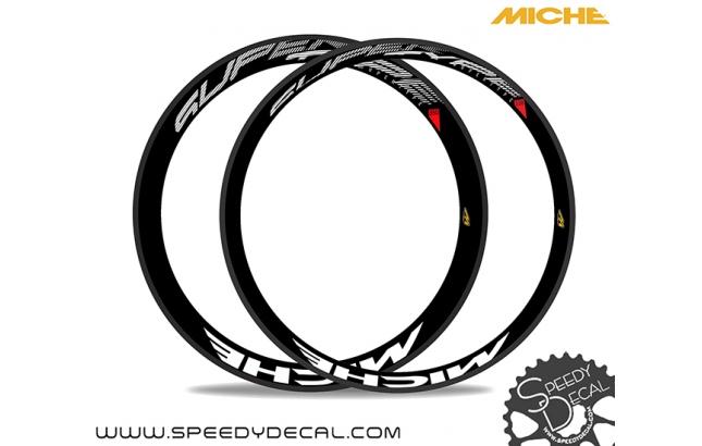 Miche Supertype 338-350 - adesivi per ruote
