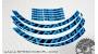 Bontrager Line Pro 30 anno 2018 - adesivi per ruote