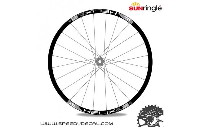 Sun Ringlé Helix SL TR 27 - adesivi per ruote