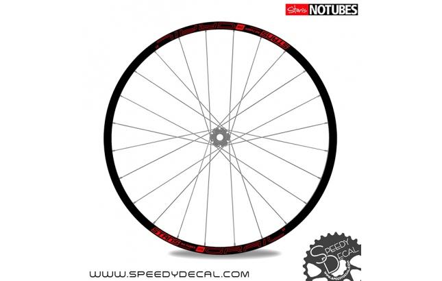 Stan's No Tubes ZTR Grail S1 - adesivi per ruote