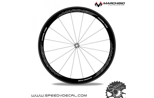 Marchisio F700 - adesivi per ruote