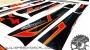 Specialized Turbo Kenevo Troy Lee Designs 2018 - kit grafiche per telaio