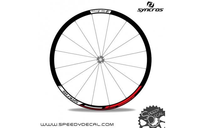 Syncros ATD550 Disc  - adesivi per ruote