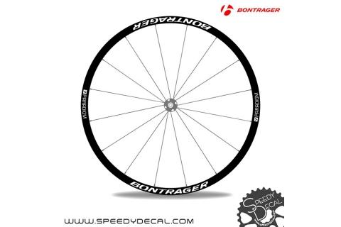 Bontrager Paradigm Disc - adesivi per ruote