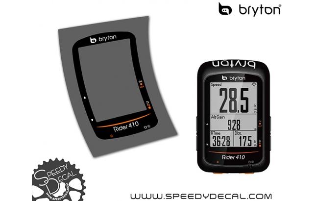 Bryton 410 - cover adesiva