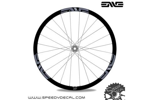 Enve G27 - adesivi per ruote