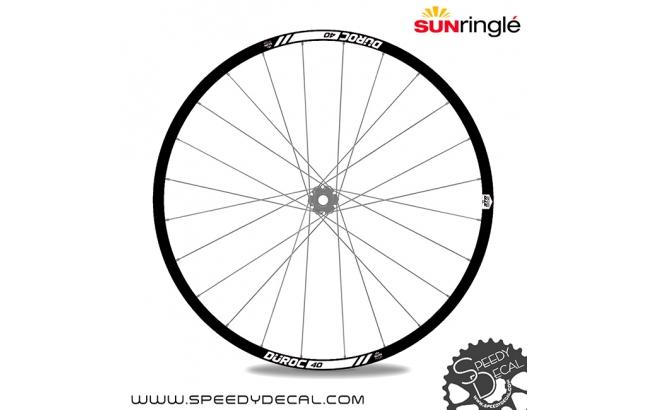 Sun Ringlé Duroc 40 - adesivi per ruote