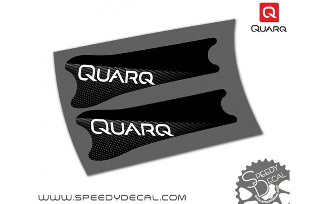 Quarq - pellicola protettiva per pedivelle