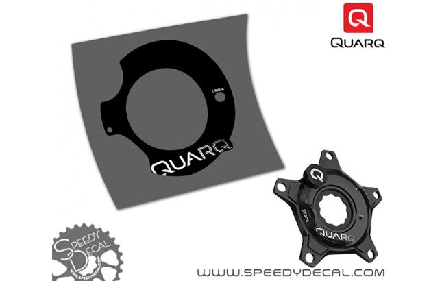 Quarq dzero - adesivi per misuratore di potenza