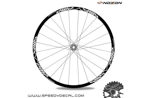 Noxon Elexon 2019 - adesivi per ruote
