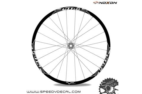 Noxon Nitro R - adesivi per ruote