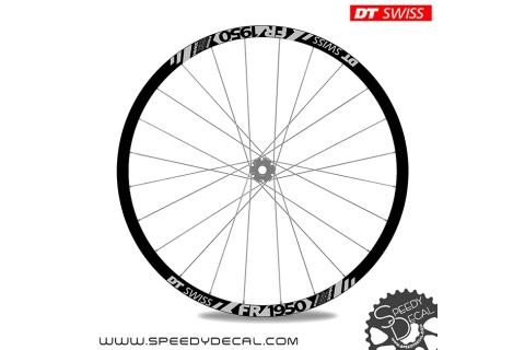 DT Swiss 1950 29er - adesivi per ruote