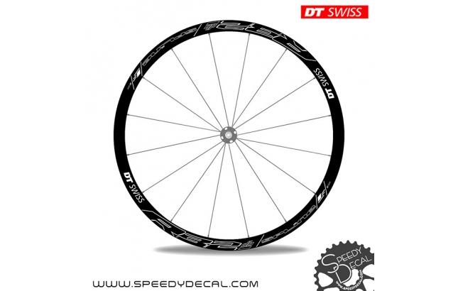 DT SWISS R32 db Spline - adesivi per ruote