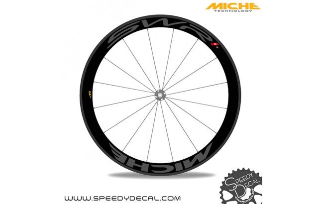 Miche technology SWR RC50 TR - adesivi per ruote