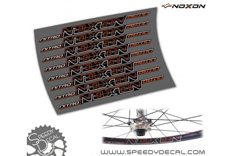 Noxon Nitro Carbon XC- adesivi per ruote