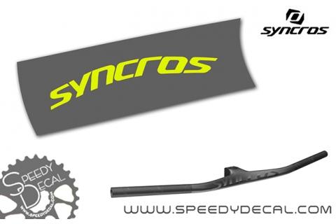 Syncros Fraser IC SL - adesivi per manubrio