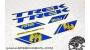 Trek Procaliber 9.8 SL 2017 - kit adesivi telaio