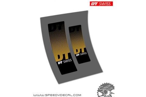 DT Swiss YT2020  - adesivi per mozzi