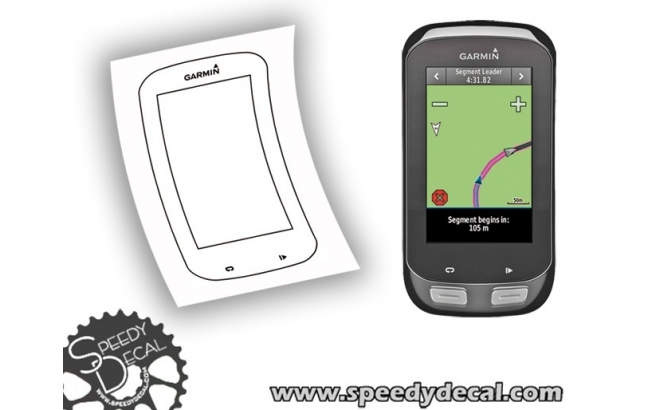 Garmin 1000 - cover adesiva
