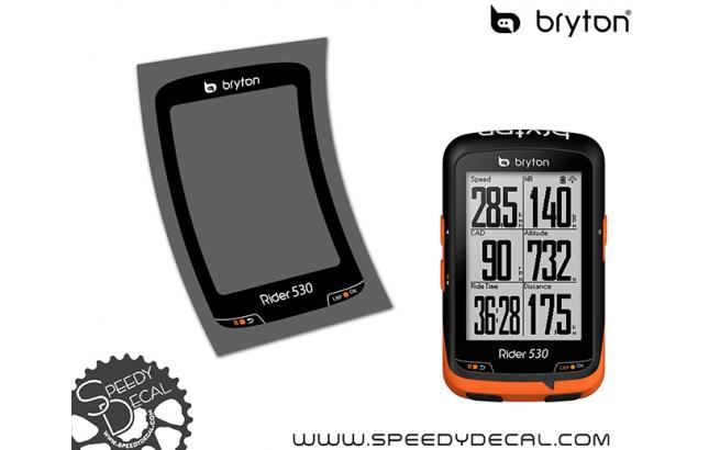 Bryton Rider 530 - cover adesiva