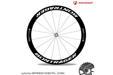Bontrager Aeolus Pro 5 Disc - adesivi per ruote