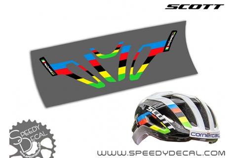 SCOTT Centric Plus - kit adesivi casco