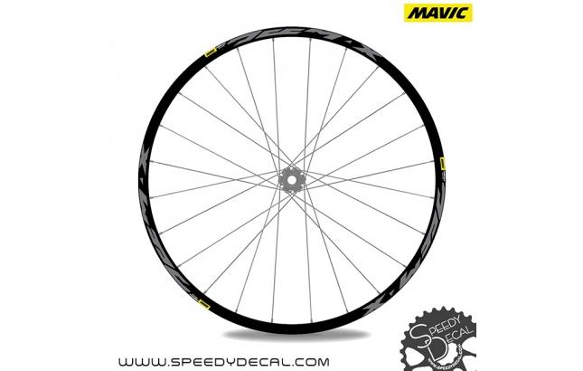 Mavic Deemax Elite - adesivi per ruote