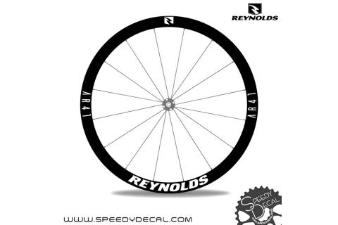 Reynolds AR 41 Disc - adesivi per ruote