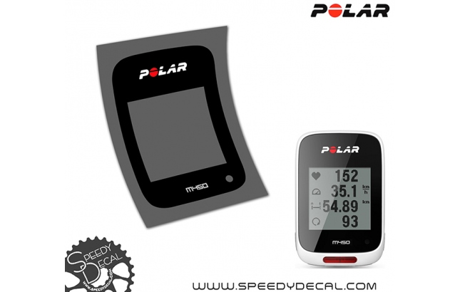 Polar m450 - cover adesiva