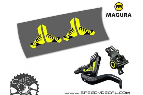 Magura Brake MT8 SL - adesivi per freni
